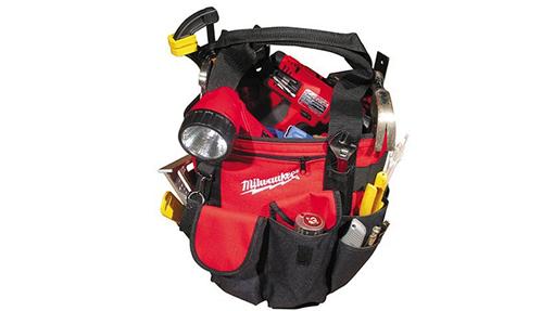 Milwaukee 49-17-0180 50 Pocket Bucket-Less Tool Organizer Review